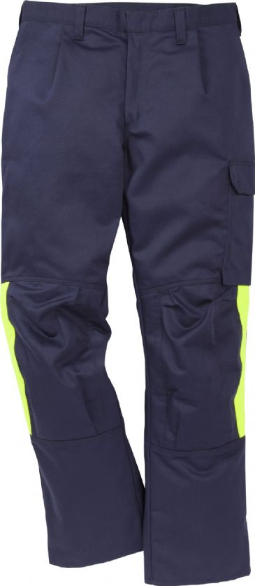 Fristads Flame Welding Trousers 2031 FLAM (Dark Navy)